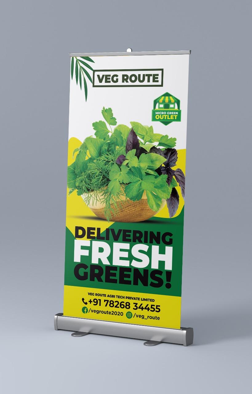 Veg Route